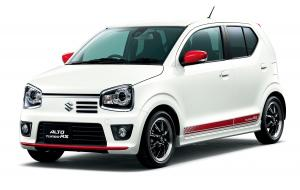 Suzuki Alto Turbo RS 2015 года