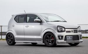 Suzuki Alto Works by Rowen