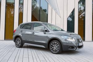2015 Suzuki SX4 S-Cross Limited plus