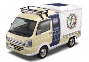 Suzuki Carry Open-Air Market Concept 2017 года