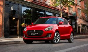 Suzuki Swift 2017 года (WW)