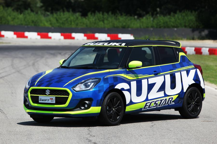 Suzuki Swift GSX-RR Replica