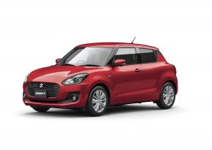 Suzuki Swift Hybrid ML 2017 года