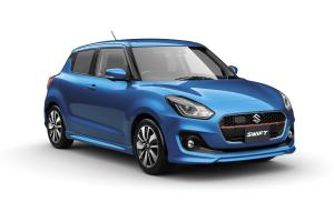 2017 Suzuki Swift RS