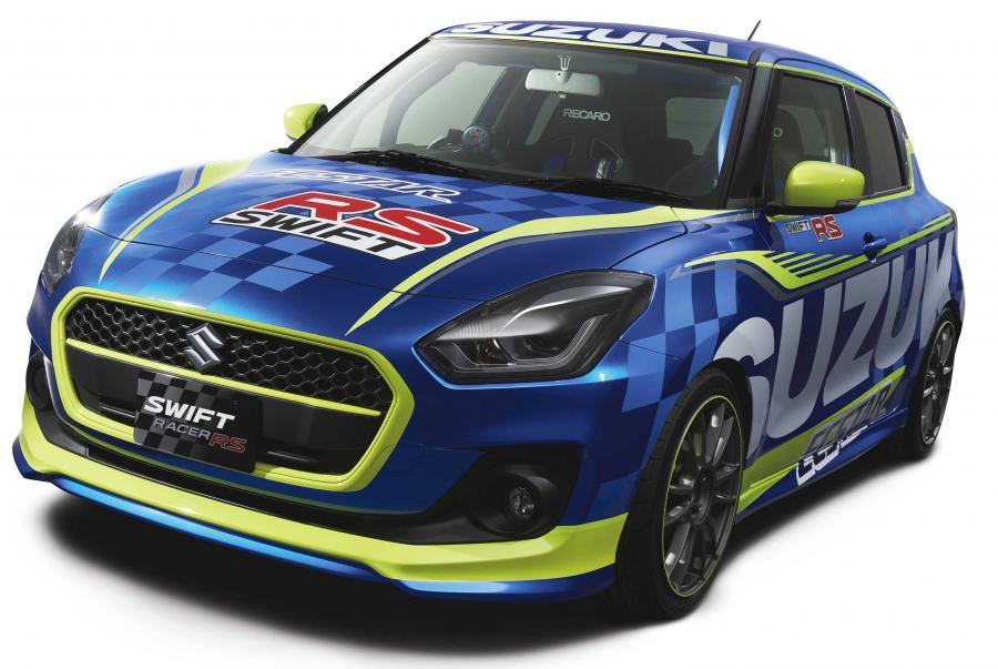 Suzuki Swift Racer RS
