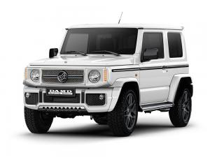 2018 Suzuki Jimny Little:M by DAMD