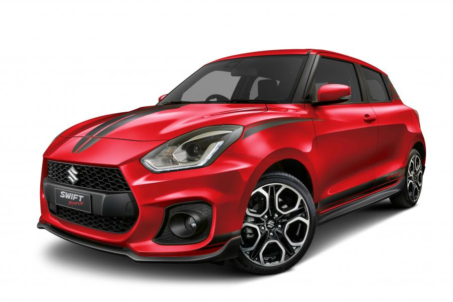 Suzuki Swift Sport Red Devil