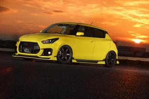 2018 Suzuki Swift Sport by Kuhl Racing