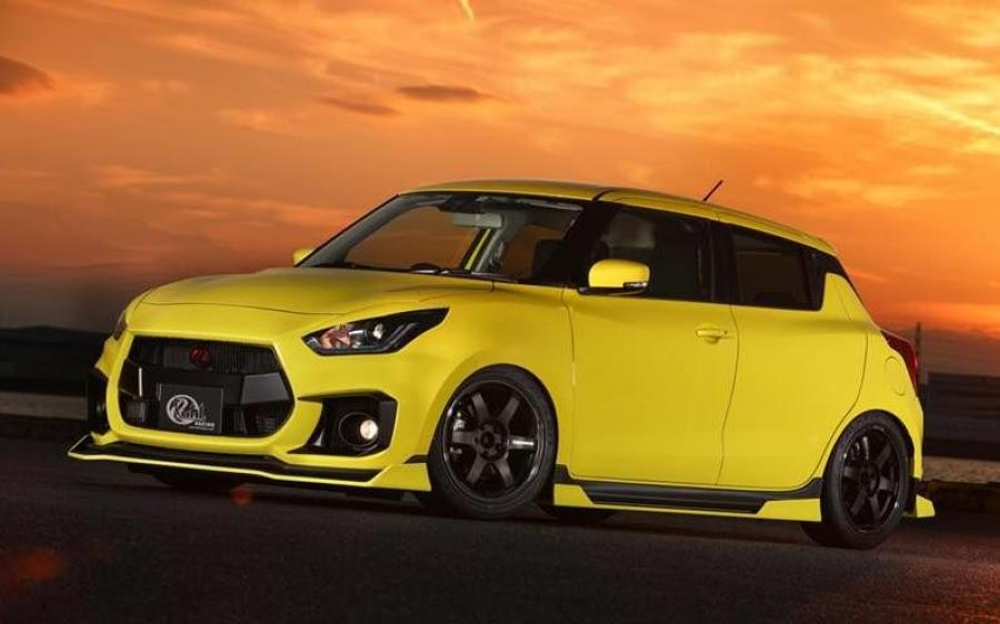 Suzuki Swift Sport by Kuhl Racing