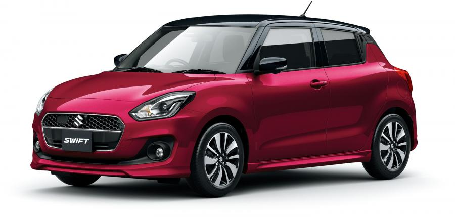 Suzuki Swift XR Limited