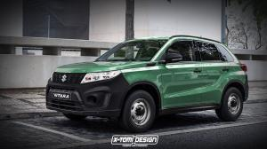 Suzuki Vitara Base Spec by X-Tomi Design 2018 года