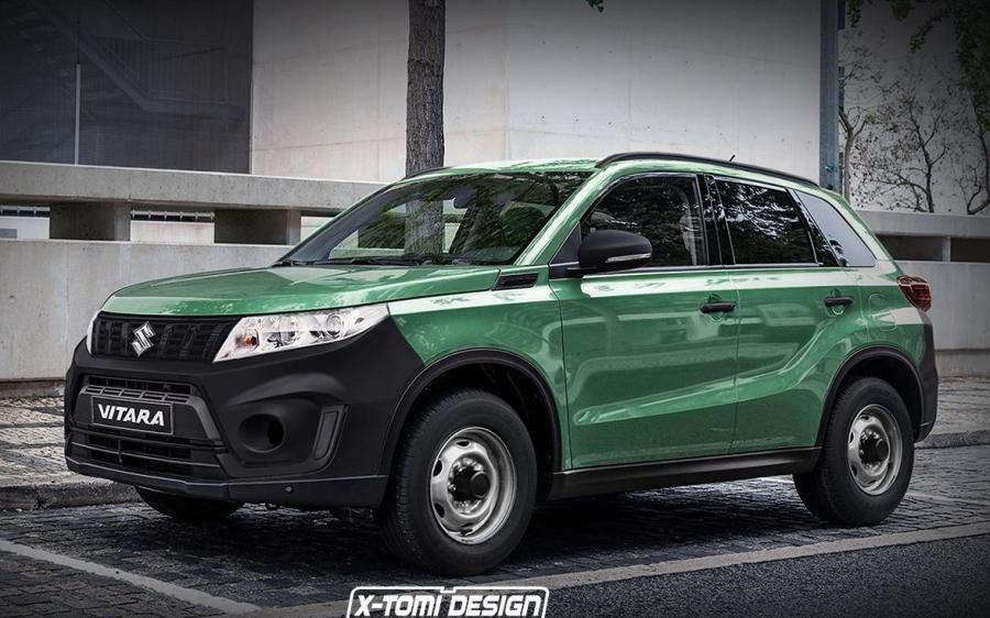 Suzuki Vitara Base Spec by X-Tomi Design