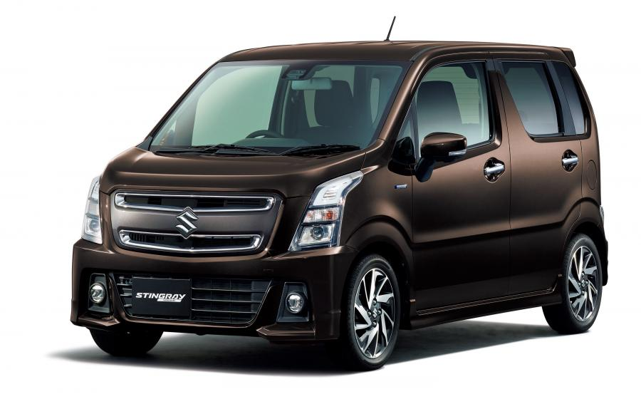 2018 Suzuki Wagon R Stingray Hybrid 25th Anniversary