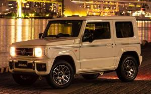 Suzuki Jimny Little:G by DAMD 2019 года