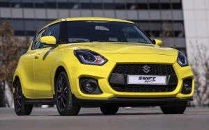 2019 Suzuki Swift Sport (ZA)