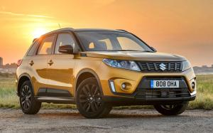 2019 Suzuki Vitara SZ5 with Accessories (UK)
