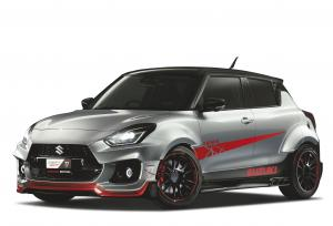 2019 Suzuki Swift Sport Katana Edition