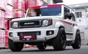 Suzuki Jimny F-Performance by Autoplus