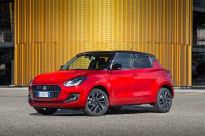 Suzuki Swift Hybrid AllGrip 2020 года