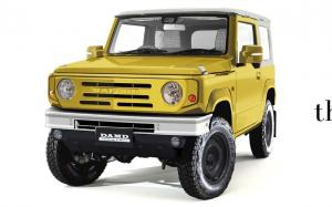 Suzuki Jimny the ROOTS by DAMD 2020 года