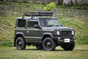 2020 Suzuki Jimny Little:D by DAMD