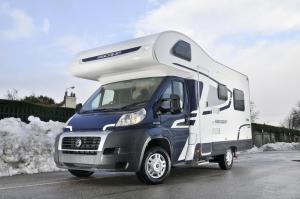 2009 Swift Motorhomes Escape 622