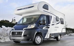 Swift Motorhomes Escape 622 2009 года