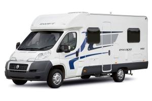 Swift Motorhomes Escape 662 2009 года