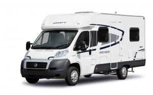 Swift Motorhomes Escape 664 2009 года