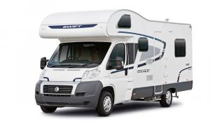 Swift Motorhomes Escape 686 2009 года