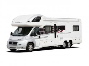 Swift Motorhomes Kon-Tiki 649