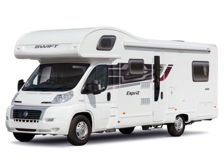 Swift Motorhomes Esprit 496 '2014