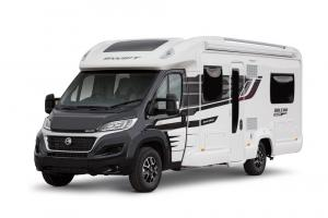 2015 Swift Motorhomes Bolero 684FB Black Edition