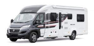 Swift Motorhomes Bolero 2015 года