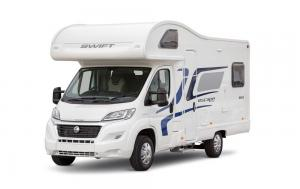 2015 Swift Motorhomes Escape 644