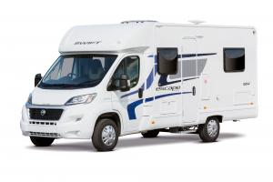 Swift Motorhomes Escape 664 2015 года