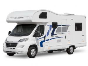2015 Swift Motorhomes Escape 686