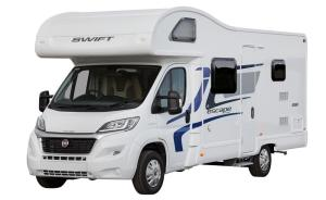Swift Motorhomes Escape 696 2015 года