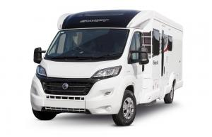 2015 Swift Motorhomes Esprit 494