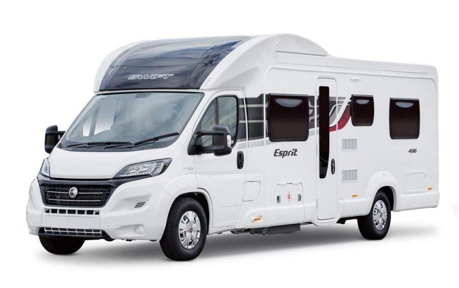 Swift Motorhomes Esprit 496 '2015
