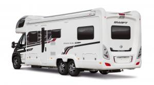 2015 Swift Motorhomes Kon-tiki 649 Black Edition
