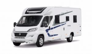 2016 Swift Motorhomes Escape 694