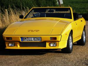 1984 TVR 350i Convertible