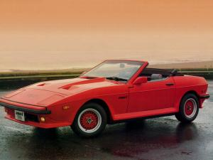 1985 TVR 280i Convertible