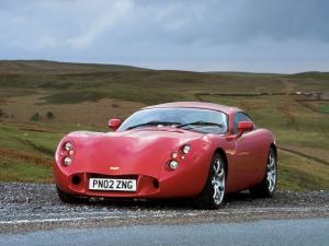 TVR T440 2003 года