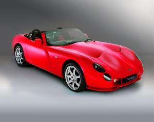 2005 TVR Tuscan Convertible
