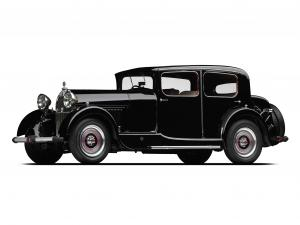 1929 Talbot M75 Berline par Million-Guiet