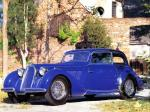 Talbot-Lago T150C 2-Door Sedan 1939 года