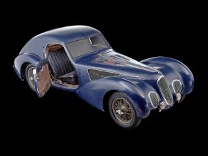 Talbot-Lago T150C SS by Pourtout 1939 года