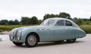 Talbot-Lago T26 Grand Sport Coupe 1950 года